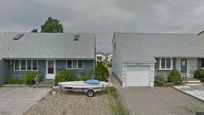 This Google Street View image shows the approximate location of 221 Haddonfield Ave. in Lavallette. The property at this address changed hands in December 2019, when new owners bought the property for $800,000.