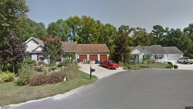 This Google Street View image shows the approximate location of 7 Cambridge Court in Little Egg Harbor. The property at this address changed hands in November 2019, when new owners bought the property for $290,000.