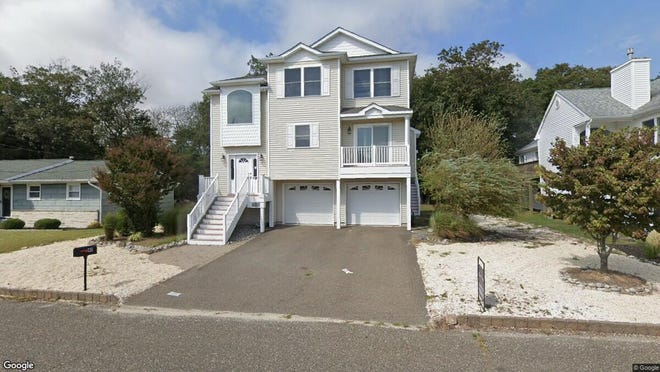 This Google Street View image shows the approximate location of 40 Ocean Blvd. in Little Egg Harbor. The property at this address changed hands in December 2019, when new owners bought the property for $310,000.
