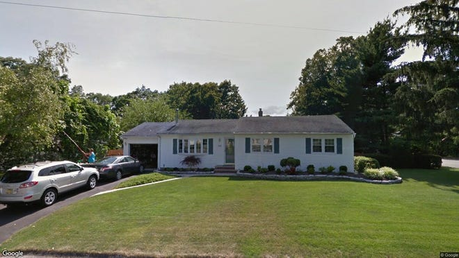 This Google Street View image shows the approximate location of 463 Pemberton St. in Manchester. The property at this address changed hands in December 2019, when new owners bought the property for $279,000.