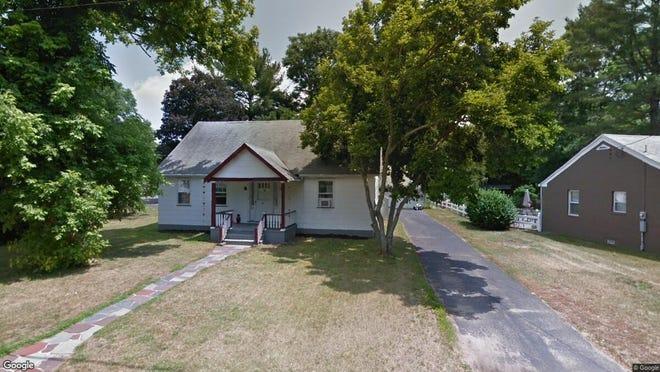 This Google Street View image shows the approximate location of 26 Twin Drive in Plumsted. The property at this address changed hands in October 2019, when new owner bought the property for $205,000.