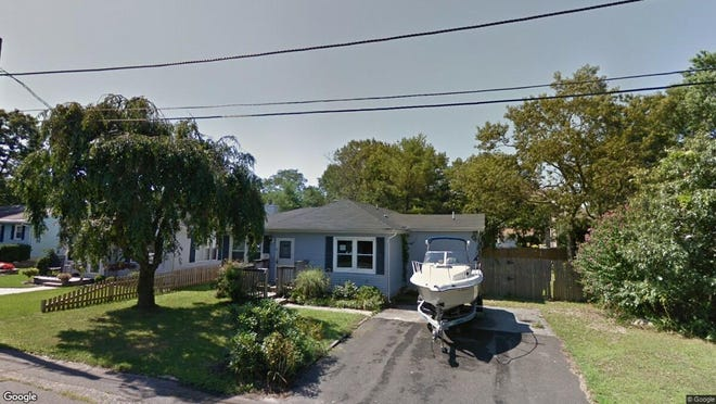This Google Street View image shows the approximate location of 2608 Oak St. in Point Pleasant. The property at this address changed hands in January 2020, when new owners bought the property for $389,250.