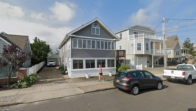 This Google Street View image shows the approximate location of 105 Fourth Ave. in Seaside Park. The property at this address changed hands in January 2020, when new owner bought the property for $525,000.