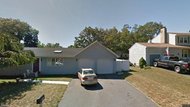 This Google Street View image shows the approximate location of 544 Pennsylvania Ave. in Brick. The property at this address changed hands in November 2019, when new owners bought the property for $360,500.