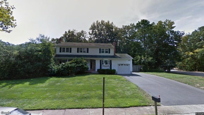 This Google Street View image shows the approximate location of 4 Huntington Court in Toms River. The property at this address changed hands in December 2019, when new owners bought the property for $325,000.