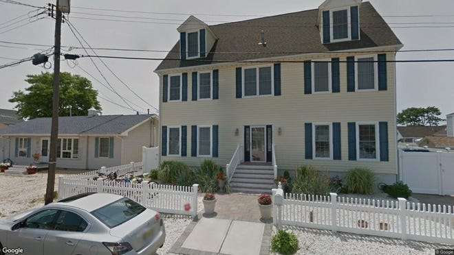 This Google Street View image shows the approximate location of 317 Haag Ave. in Toms River. The property at this address changed hands in January 2020, when new owners bought the property for $695,000.