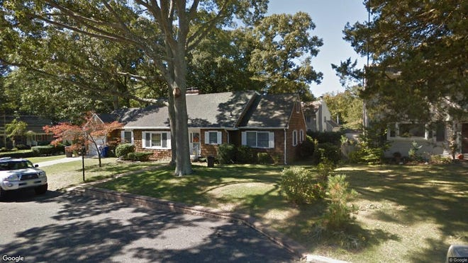 This Google Street View image shows the approximate location of 201 Marom Drive in Toms River. The property at this address changed hands in January 2020, when new owners bought the property for $298,000.