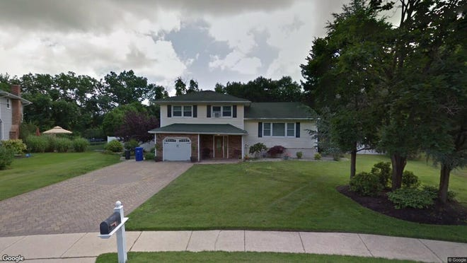 This Google Street View image shows the approximate location of 118 Sun Valley Road in Toms River. The property at this address changed hands in January 2020, when new owners bought the property for $330,000.