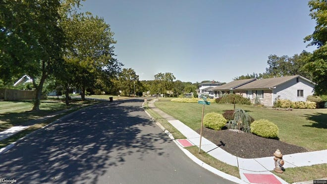 This Google Street View image shows the approximate location of 513 Shawnee Drive in Toms River. The property at this address changed hands in January 2020, when new owner bought the property for $340,000.