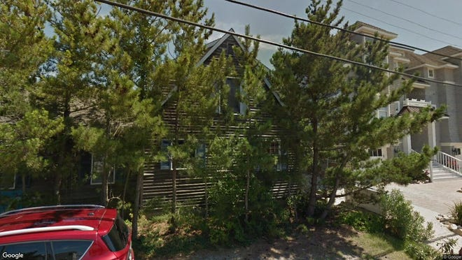 This Google Street View image shows the approximate location of 5407 Ocean Blvd. in Long Beach Township. The property at this address changed hands in December 2019, when new owners bought the property for $1,850,000.