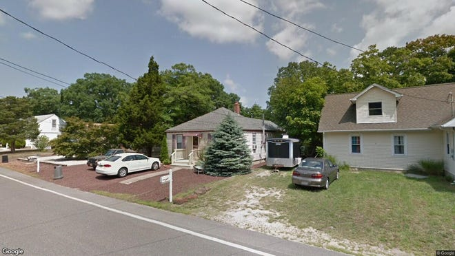 This Google Street View image shows the approximate location of 67 Clearwater Drive in Waretown. The property at this address changed hands in January 2020, when new owner bought the property for $151,000.