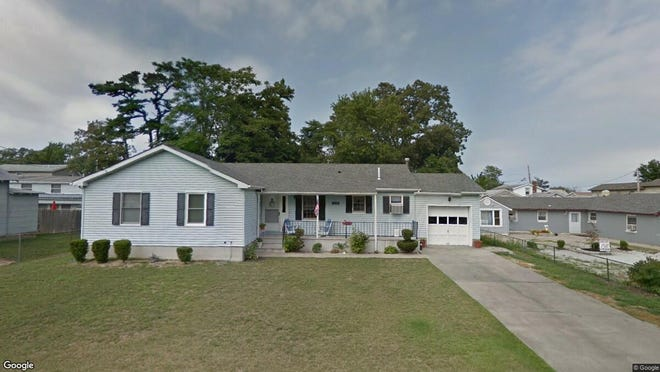 This Google Street View image shows the approximate location of 17 E. Longport Ave. in Ocean Gate. The property at this address changed hands in January 2020, when new owner bought the property for $220,000.