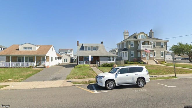 This Google Street View image shows the approximate location of 21 Arnold Ave. in Point Pleasant Beach. The property at this address changed hands in January 2020, when new owners bought the property for $510,000.