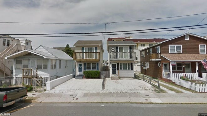 This Google Street View image shows the approximate location of 132 Porter Ave. in Seaside Heights. The property at this address changed hands in January 2020, when new owner bought the property for $295,000.