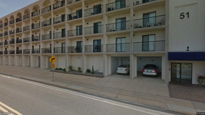 This Google Street View image shows the approximate location of 51 Hiering Ave. Condo B.5 in Seaside Heights. The property at this address changed hands in December 2019, when new owners bought the property for $217,000.
