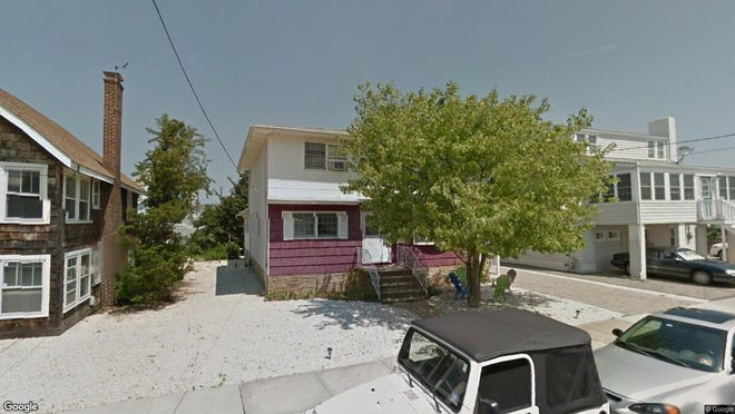 This Google Street View image shows the approximate location of 54 F St. in Seaside Park. The property at this address changed hands in January 2020, when new owners bought the property for $669,000.