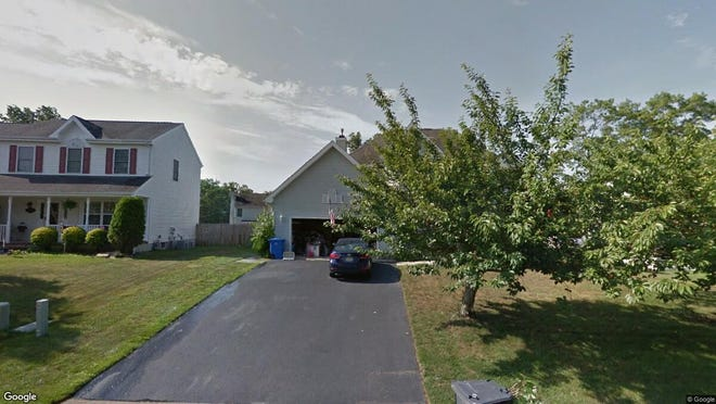 This Google Street View image shows the approximate location of 109 Cruise Road in Stafford. The property at this address changed hands in January 2020, when new owner bought the property for $255,000.