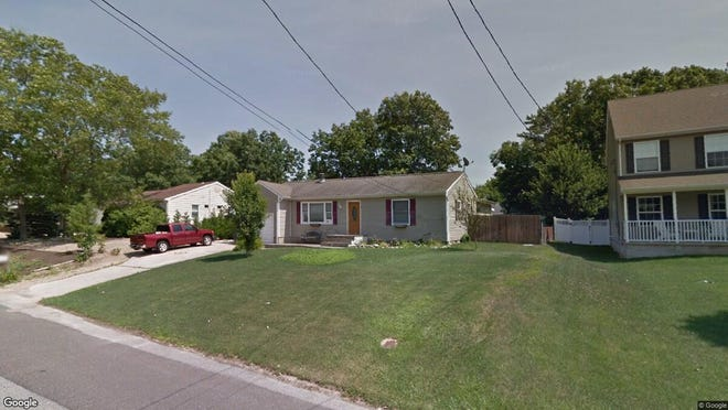 This Google Street View image shows the approximate location of 1197 Beach Lane in Stafford. The property at this address changed hands in January 2020, when new owners bought the property for $347,000.