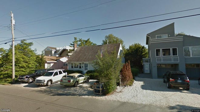 This Google Street View image shows the approximate location of 233 N. 13th St. in Surf City. The property at this address changed hands in January 2020, when new owner bought the property for $525,000.
