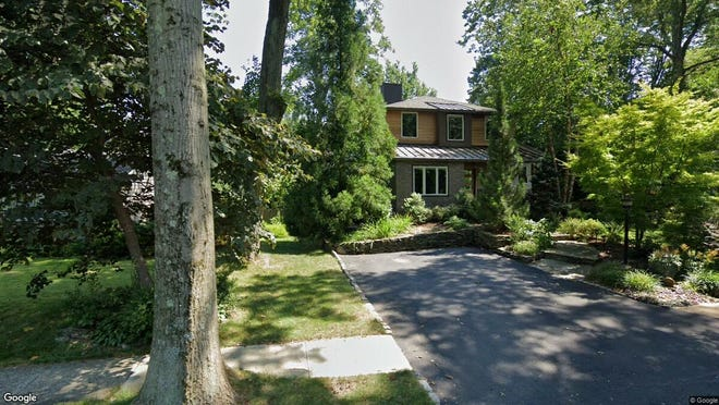 This Google Street View image shows the approximate location of 46 Rowan Road in Chatham Borough. The property at this address changed hands in January 2020, when new owners bought the property for $1,000,000.