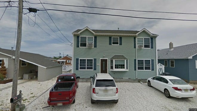 This Google Street View image shows the approximate location of 316 N. Bay Drive in Brick. The property at this address changed hands in December 2019, when new owner bought the property for $832,500.