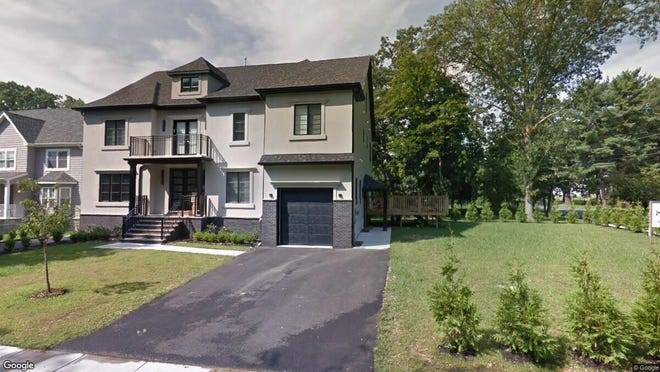 This Google Street View image shows the approximate location of 8 Mckinley Ave. in Lakewood. The property at this address changed hands in January 2020, when new owners bought the property for $890,000.