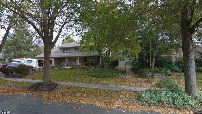 This Google Street View image shows the approximate location of 184 Fern Road in East Brunswick. The property at this address changed hands in December 2019, when new owner bought the property for $545,000.