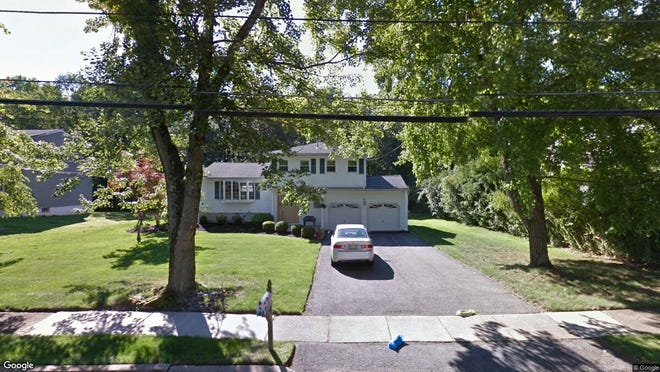This Google Street View image shows the approximate location of 60 Westminster Drive in Parsippany-Troy Hills. The property at this address changed hands in December 2019, when new owner bought the property for $477,000.