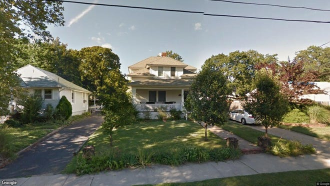 This Google Street View image shows the approximate location of 36 Asbury Ave. in Atlantic Highlands. The property at this address changed hands in December 2019, when new owners bought the property for $582,000.