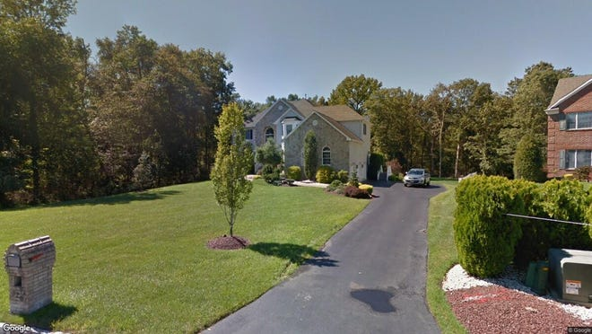 This Google Street View image shows the approximate location of 320 Valley View Cir in Freehold Township. The property at this address changed hands in October 2019, when new owners bought the property for $740,000.