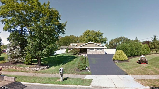 This Google Street View image shows the approximate location of 161 Townsend Drive in Freehold Township. The property at this address changed hands in January 2020, when new owner bought the property for $475,000.