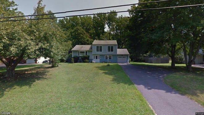 This Google Street View image shows the approximate location of 8 Winthrop Drive in Manalapan. The property at this address changed hands in January 2020, when new owners bought the property for $385,000.