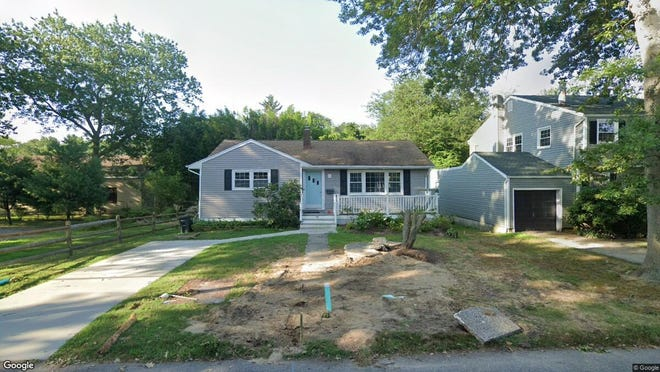 This Google Street View image shows the approximate location of 65 Manito Road in Manasquan. The property at this address changed hands in February 2020, when new owner bought the property for $415,000.