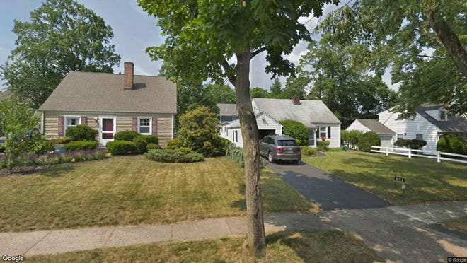 This Google Street View image shows the approximate location of 631 Maxwell Place in Ridgewood. The property at this address changed hands in October 2019, when new owner bought the property for $355,500.