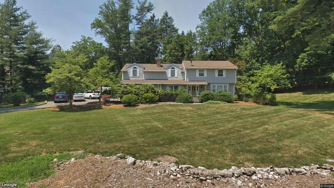 This Google Street View image shows the approximate location of 1 Sherwood Road in Upper Saddle River. The property at this address changed hands in August 2019, when new owners bought the property for $888,000.