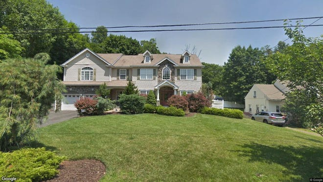 This Google Street View image shows the approximate location of 21 Lake Road in Upper Saddle River. The property at this address changed hands in August 2019, when new owner bought the property for $825,000.