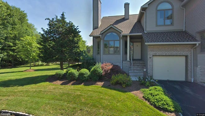 This Google Street View image shows the approximate location of 411 Dogwood Court in Norwood. The property at this address changed hands in October 2019, when new owner bought the property for $545,000.