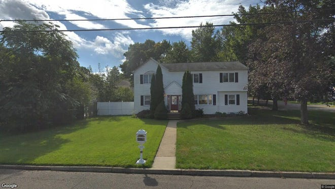 This Google Street View image shows the approximate location of 84 Legion Place in Paramus. The property at this address changed hands in November 2019, when new owners bought the property for $675,000.
