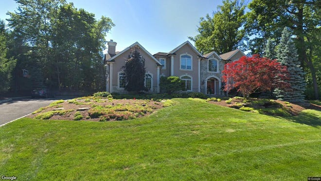 This Google Street View image shows the approximate location of 36 Birchwood Drive Ext. in Woodcliff Lake. The property at this address changed hands in October 2019, when new owners bought the property for $1,146,000.
