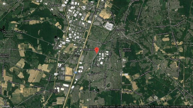 This aerial photo shows the approximate location of 232A Marblehead Lane in Monroe. The property at this address changed hands in February 2020, when new owner bought the property for $112,000.