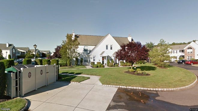 This Google Street View image shows the approximate location of 2701A Bluegrass Drive in Mount Laurel. The property at this address changed hands in December 2019, when new owner bought the property for $111,000.