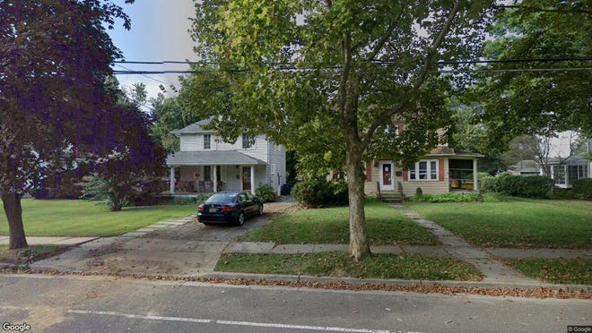 This Google Street View image shows the approximate location of 55 Elizabeth St. in Pemberton Borough. The property at this address changed hands in January 2020, when new owner bought the property for $190,000.
