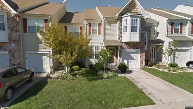 This Google Street View image shows the approximate location of 7 Andover Court in Bordentown Township. The property at this address changed hands in January 2020, when new owner bought the property for $310,000.
