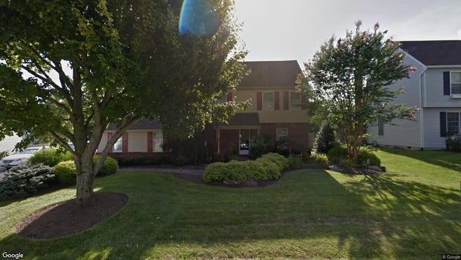 This Google Street View image shows the approximate location of 121 Hickory Lane in Medford. The property at this address changed hands in December 2019, when new owner bought the property for $383,500.