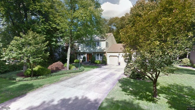 This Google Street View image shows the approximate location of 16 Yorkshire Drive in Medford. The property at this address changed hands in January 2020, when new owners bought the property for $400,000.