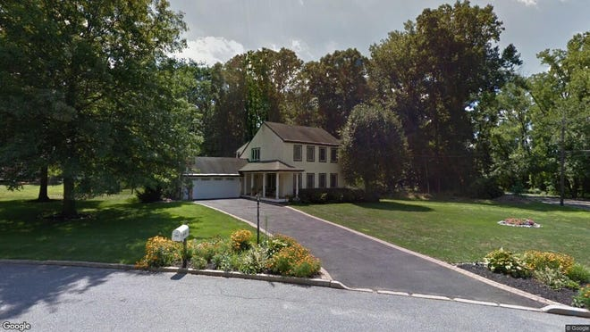 This Google Street View image shows the approximate location of 2 Maple Tree Drive in Westampton. The property at this address changed hands in November 2019, when new owner bought the property for $358,000.