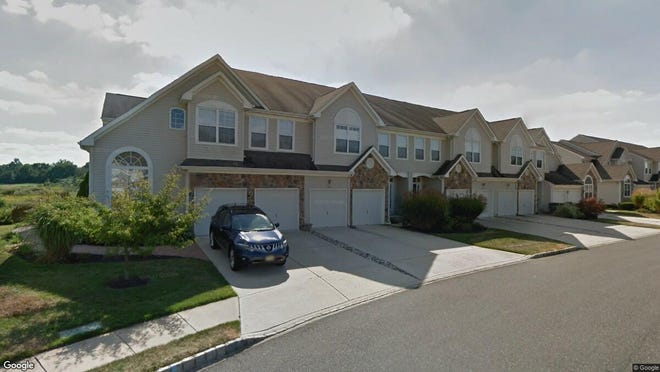 This Google Street View image shows the approximate location of 188 E. Country Club Drive in Westampton. The property at this address changed hands in December 2019, when new owners bought the property for $302,000.