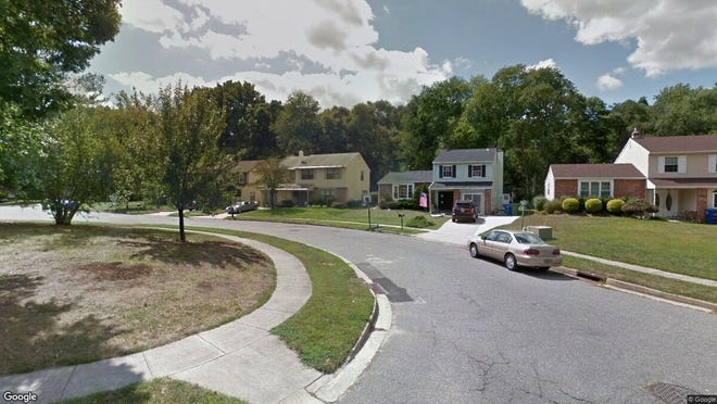 This Google Street View image shows the approximate location of 2 Kendall Court in Evesham. The property at this address changed hands in November 2019, when new owner bought the property for $261,187.