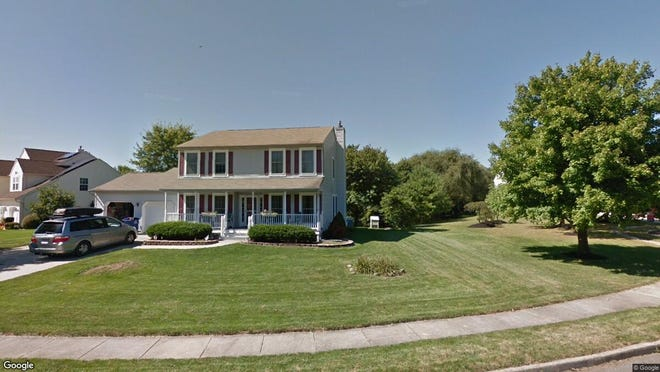 This Google Street View image shows the approximate location of 12 Tybourne Court in Medford. The property at this address changed hands in January 2020, when new owners bought the property for $401,000.