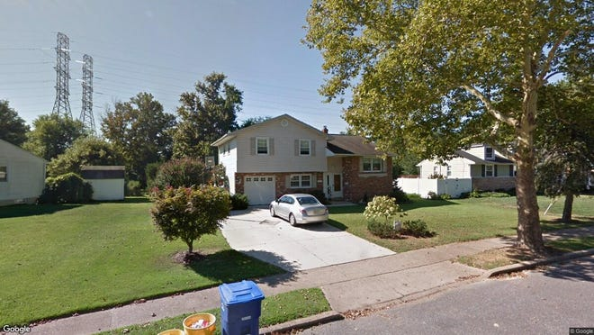 This Google Street View image shows the approximate location of 715 Fountain Ave. in Cinnaminson. The property at this address changed hands in January 2020, when new owners bought the property for $265,300.